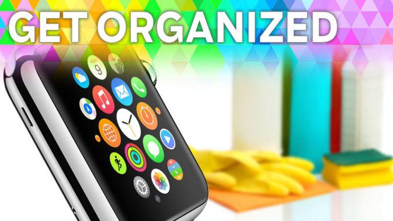 Будьте организованы: как правильно чистить умные часы