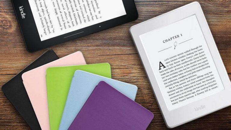 Как поделиться электронными книгами Kindle с членами семьи