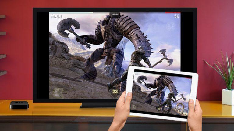 Как подключить iPhone или iPad к телевизору