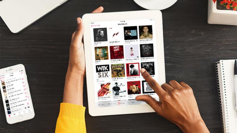 Как восстановить музыку на вашем iPhone или iPad