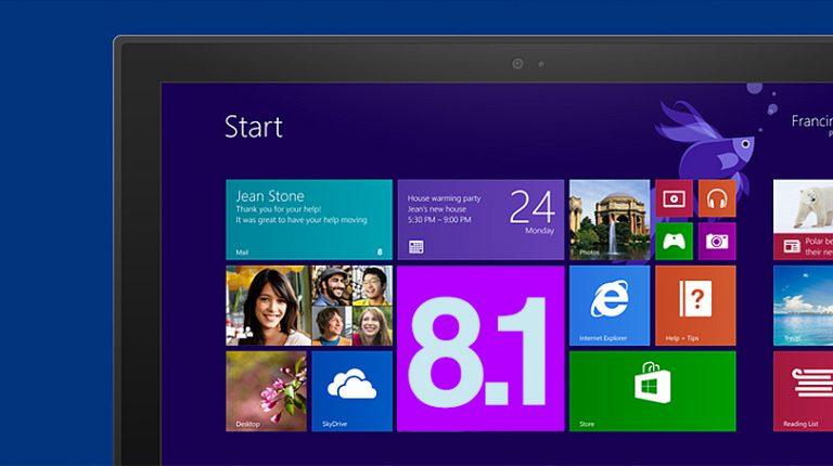 Как выполнить двойную загрузку Windows 8.1 и Windows 7