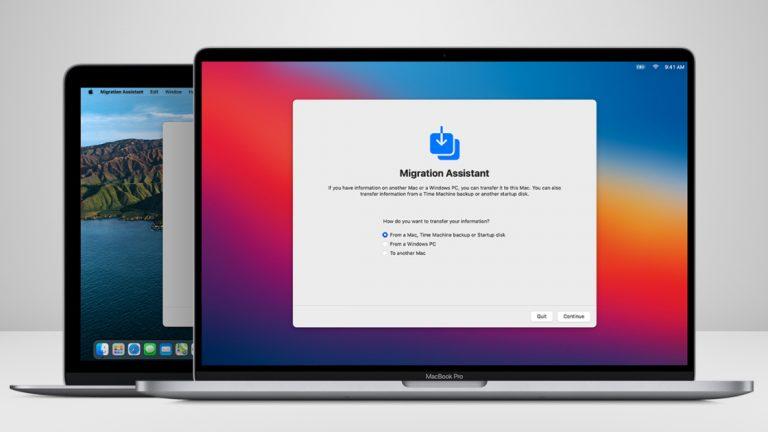 Как восстановить заводские настройки Mac