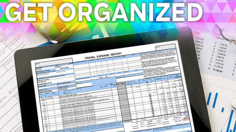 Будьте организованы: как получить отчеты о расходах до конца года