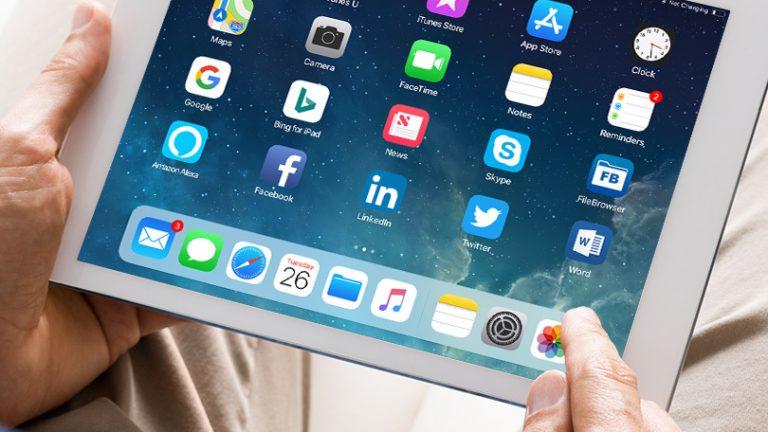 Как превратить клавиатуру iPhone или iPad в трекпад