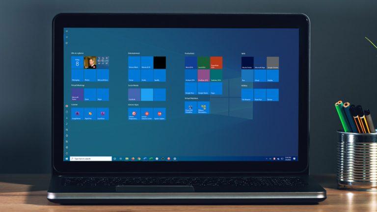 Как использовать и настроить начальный экран в Windows 10