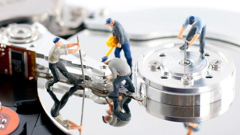 Как проверить состояние жесткого диска