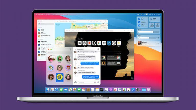 Как обновить Mac до macOS Big Sur