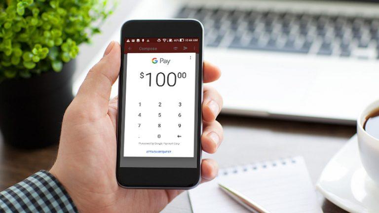 Как отправлять или получать деньги с помощью Gmail на Android