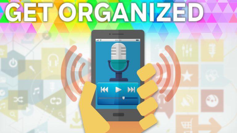 Будьте организованы: 6 советов по очистке каналов подкастов