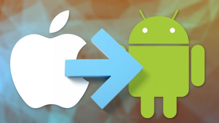 Как переключиться с iPhone на телефон Android