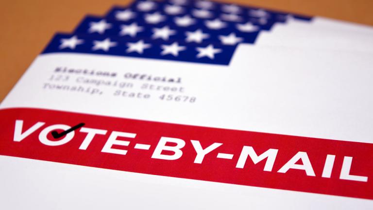 Как узнать, можете ли вы проголосовать по почте