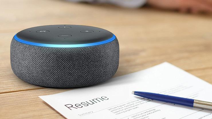 5 навыков Alexa, которые помогут вам найти работу