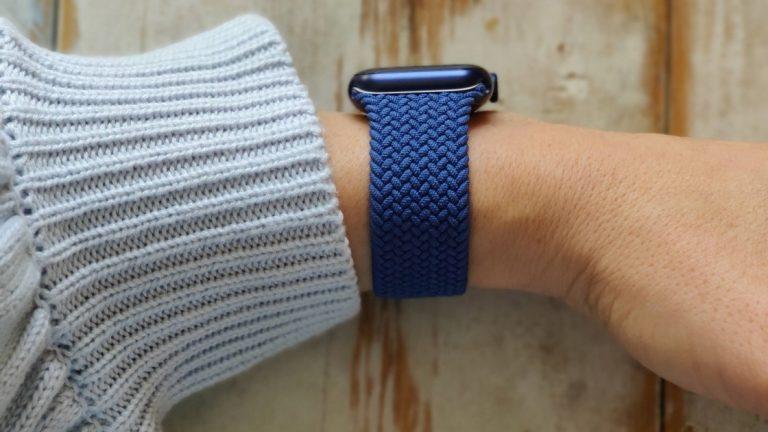 Как выбрать правильный размер ремешка для Apple Watch Solo Loop