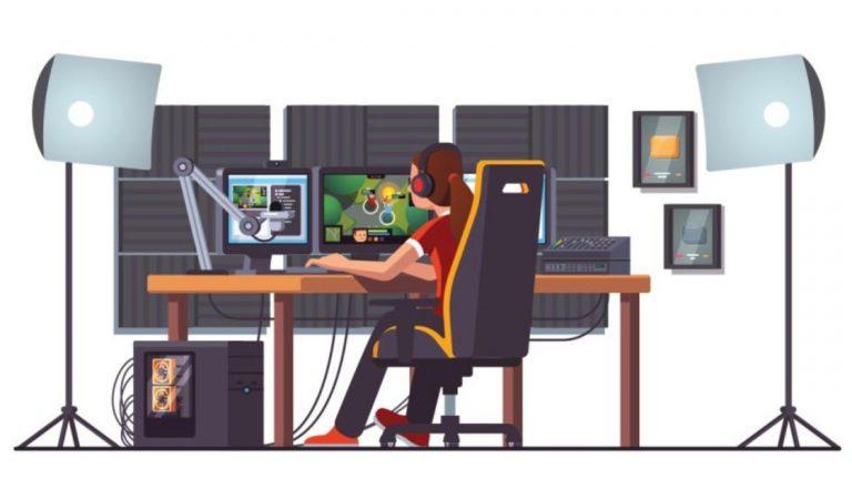 Как транслировать игры на YouTube Gaming