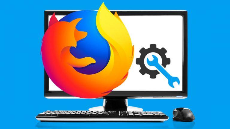 Как настроить Firefox с помощью редактора конфигурации