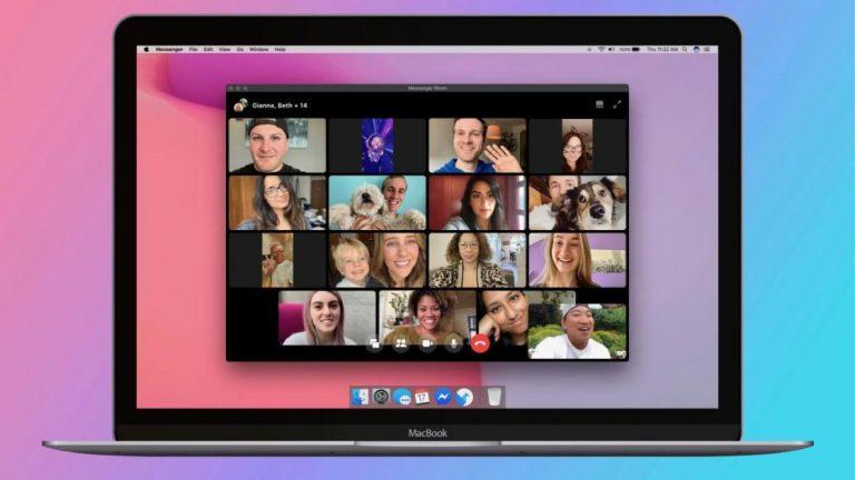 Как использовать комнаты обмена сообщениями Facebook для групповых видеочатов