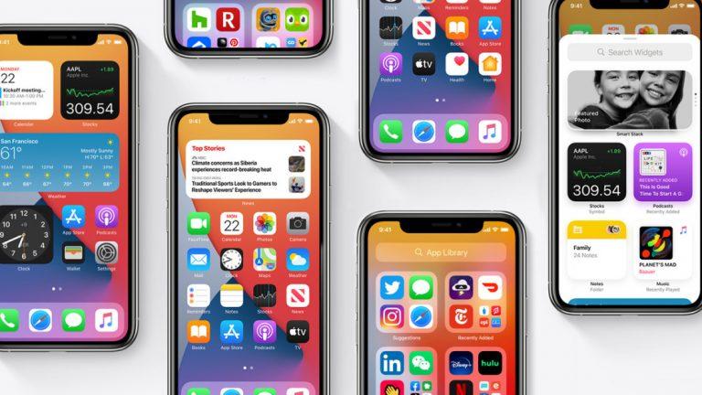 Как обновить iPhone до iOS 14