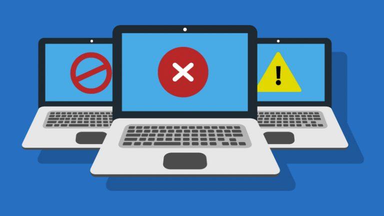 Что делать, если ваш ноутбук завис