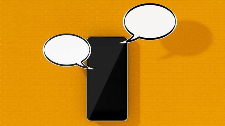 Как использовать функцию преобразования текста в речь на iPhone