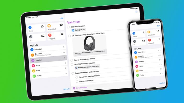 Как обновленное приложение Apple Reminders поможет вам не отвлекаться