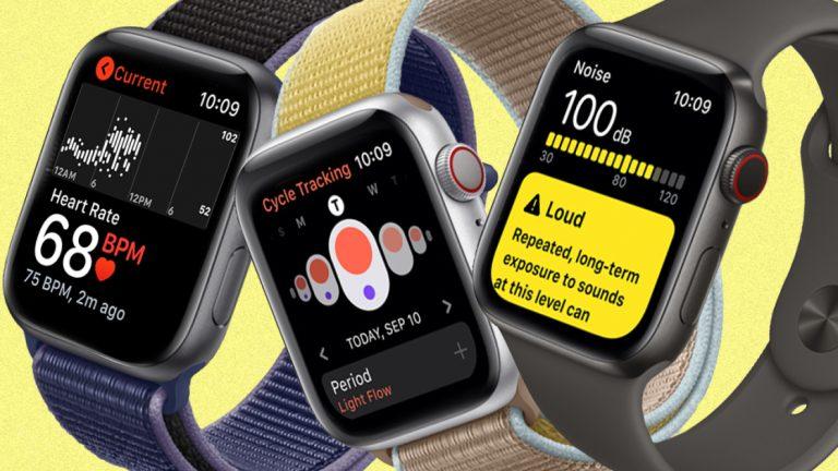 Как стать здоровым с помощью Apple Watch