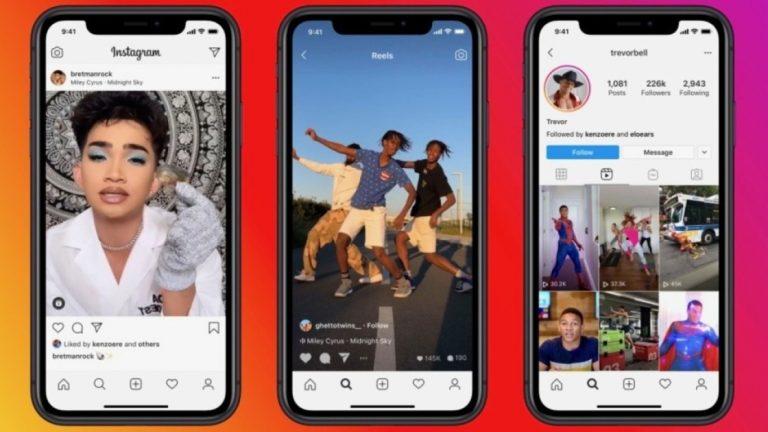 Как создавать короткие видеоролики с помощью роликов Instagram