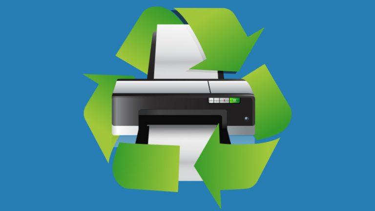 Как сдать или утилизировать старый принтер