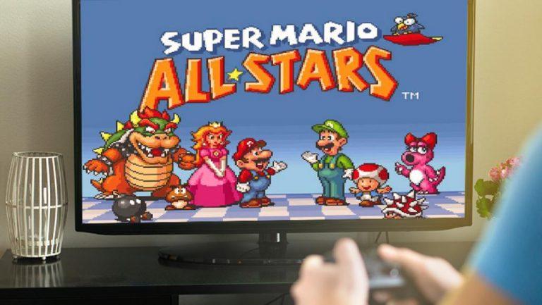 Как играть в классические видеоигры