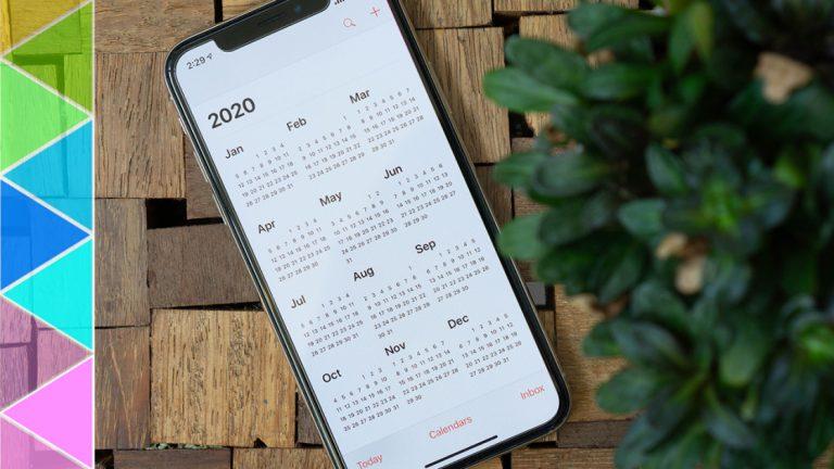 10 советов по освоению календаря Apple