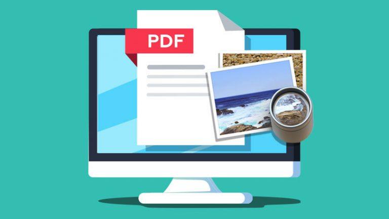 Как подписать PDF-файл в macOS Preview