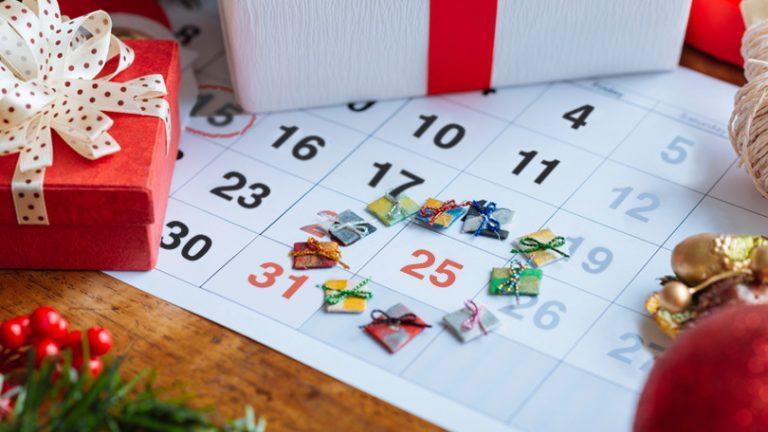 Будьте организованы: как организовать покупки в праздничные дни