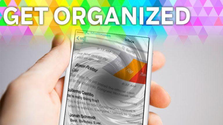 Организуйтесь: как избежать потери времени на электронную почту