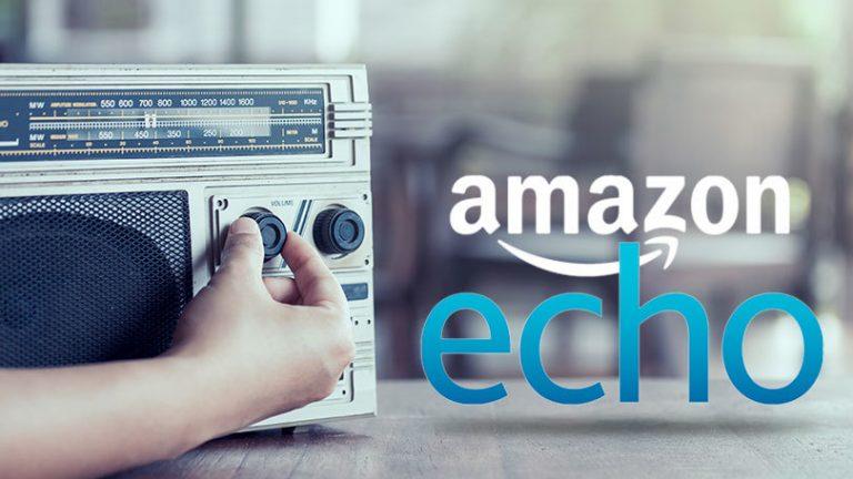 Как слушать радио на Amazon Echo