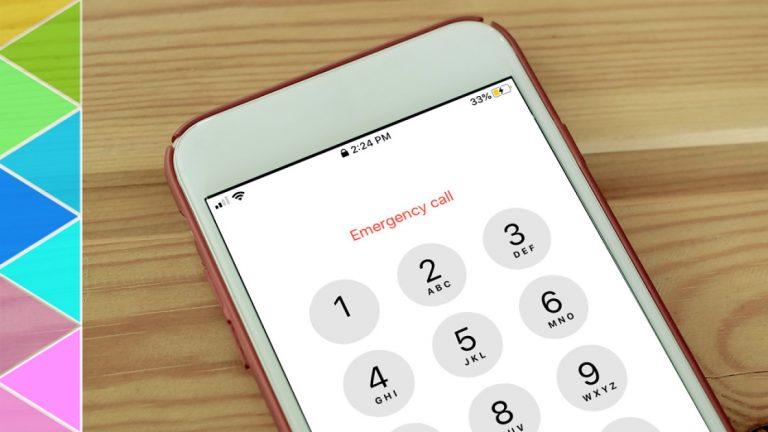 Как добавить экстренную информацию на экран блокировки вашего телефона