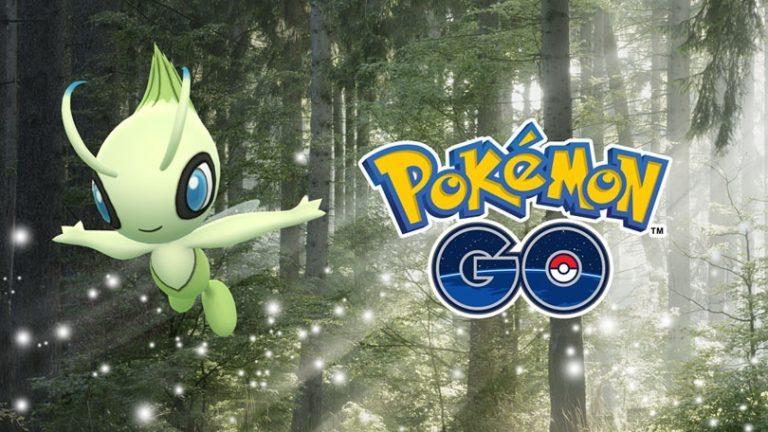 Pokemon Go: как поймать Селеби
