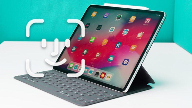 Как настроить и использовать Face ID на iPad Pro