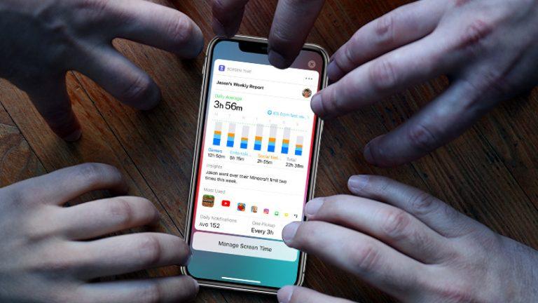 Как использовать экранное время Apple на iPhone или iPad