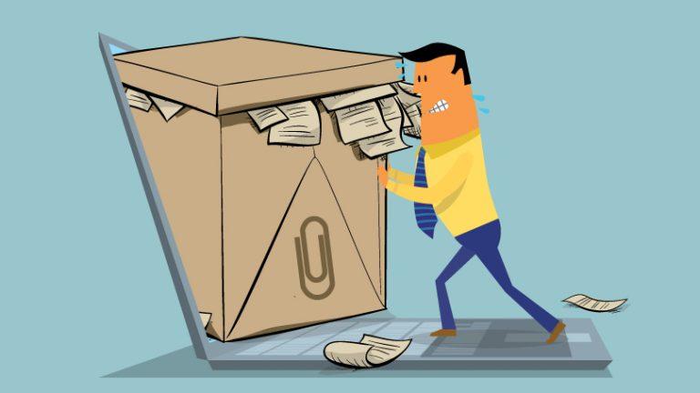 Как отправлять большие файлы через Интернет