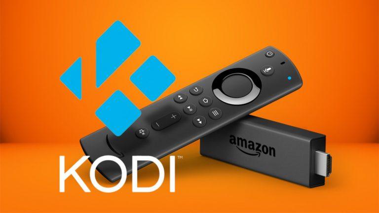 Как установить Kodi на Amazon Fire TV Stick