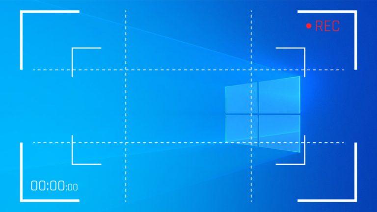 Как снимать видеоклипы в Windows 10
