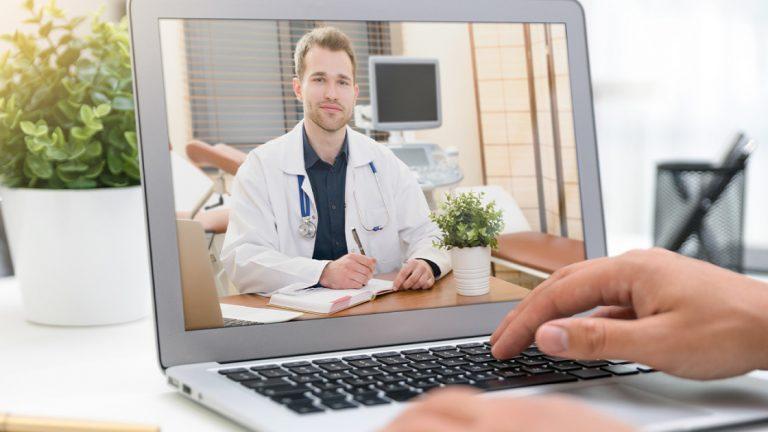 Виртуальный звонок на дом: как попасть к врачу онлайн