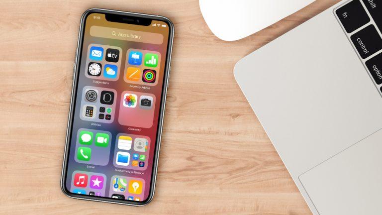 Как организовать домашний экран с помощью библиотеки приложений iOS 14