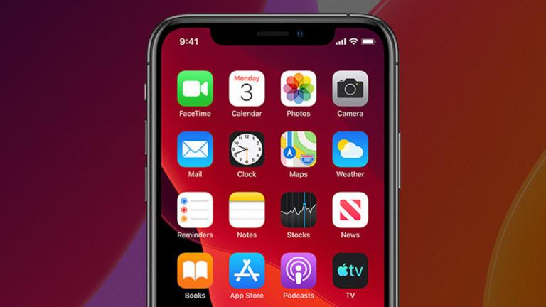 Как включить темный режим в iOS 13