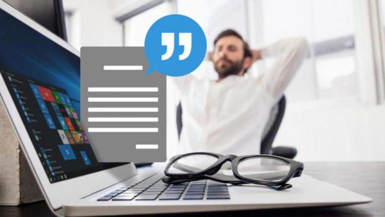 Как использовать экранный диктор Windows 10 для чтения вслух с экрана
