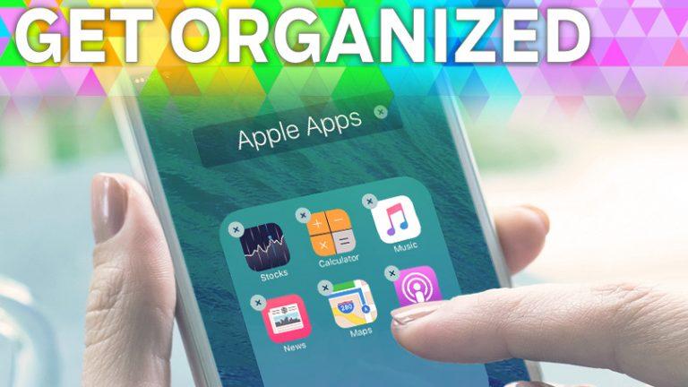 Будьте организованы: вы, наконец, можете удалить встроенные приложения iOS, но нужно ли?