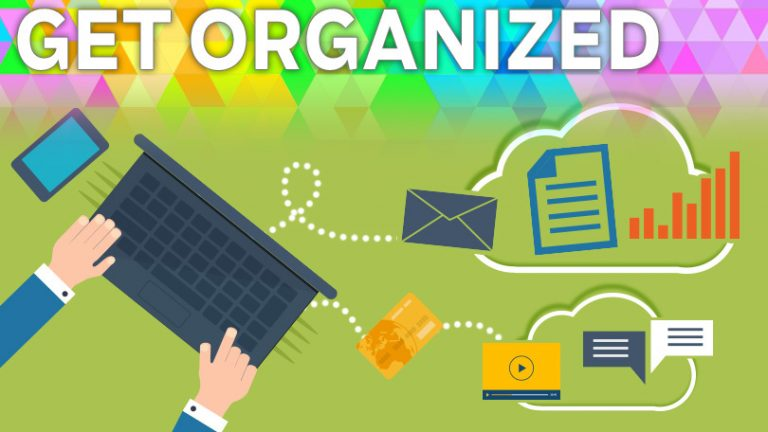 Организуйтесь: как хранить свою работу и личные файлы отдельно