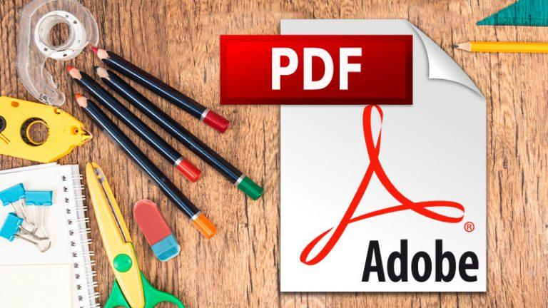 Как вставить текст и подписать PDF с помощью Adobe Acrobat Reader