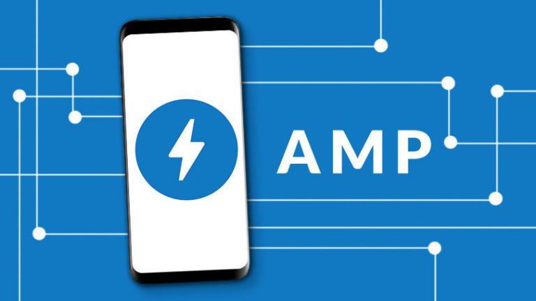 Как найти веб-страницы, не относящиеся к Google AMP