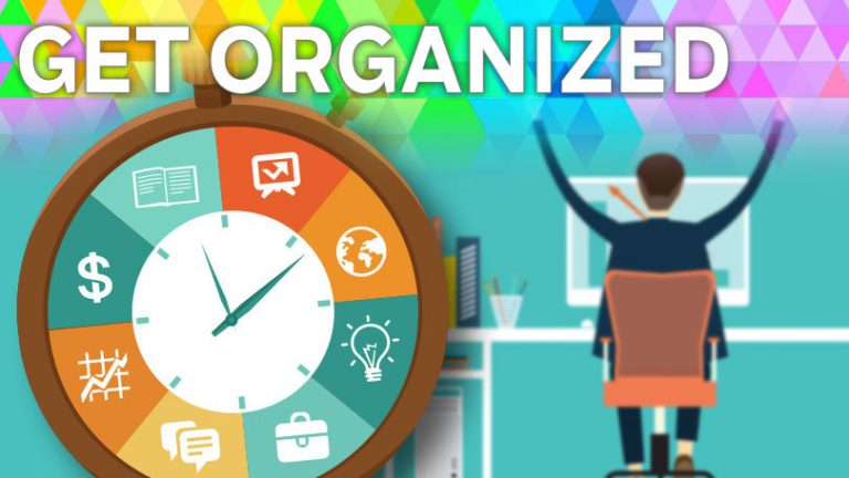Будьте организованы: 11 приемов повышения производительности