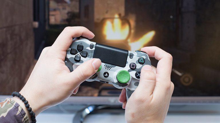 Как подключить контроллер PS4 DualShock 4 к ПК